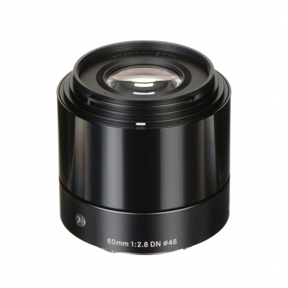 Sigma 60mm f2.8 EX DN black for Sony E