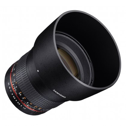 Samyang 85mm F1.4 for Canon EOS
