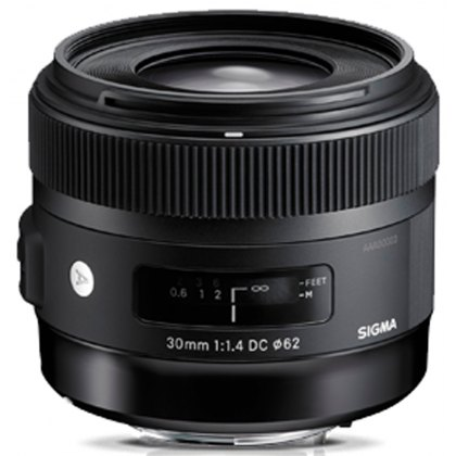 Sigma 30mm f1.4 EX DC HSM ART for Sony A-Mount