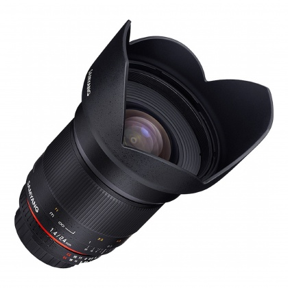 Samyang 24mm F1.4 for Canon EOS