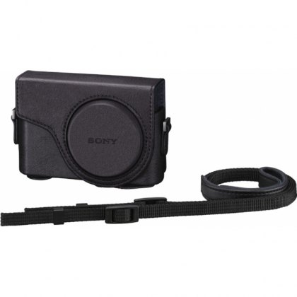Sony LCJ-WDB Leather-look case for WX300