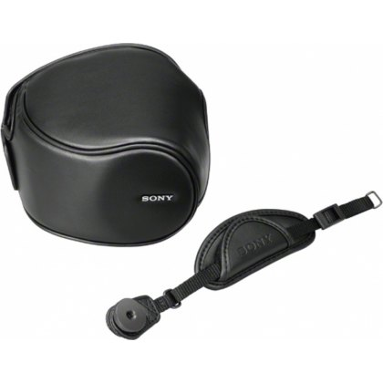 Sony LCJ-HL Jacket-style case with hand strap