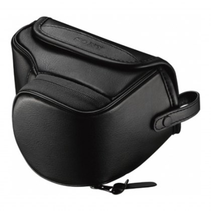 Sony LCS-EMJB Soft, leather-look case