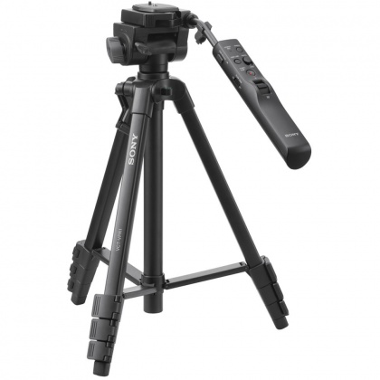 Sony VCT-VPR1 Aluminium tripod with advanced remote control