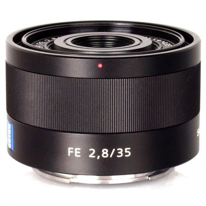 Sony FE 35mm F2.8 Zeiss Sonnar