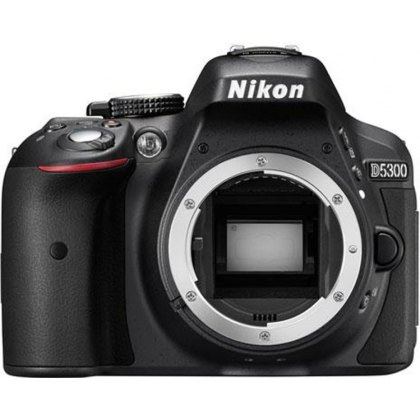 Nikon D5300 Body Only, Black