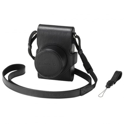Panasonic DMW-CGK28 Leather Case for GM1
