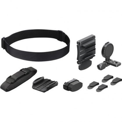 Sony BLT-UHM1 Universal adjustable headband mount for Action Cam