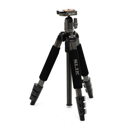 Slik Sprint Mini II, Gun metal tripod