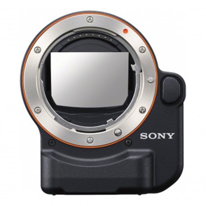 Sony LA-EA4 Full Frame FE body to A-mount lens adapter