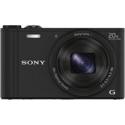 Sony DSC-WX350 black