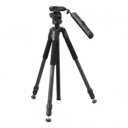 Sony VCT-VPR10 Carbon Fibre tripod with smart remote