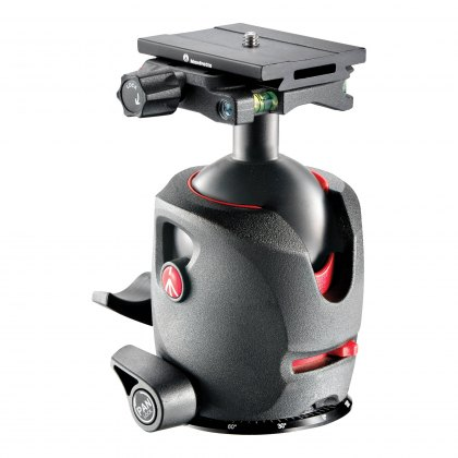 Manfrotto 57 Magnesium Ball Head with Top Lock Quick Release
