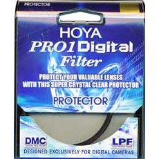 Hoya 62mm SHMC PRO1-D Protection filter