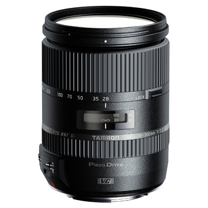 Tamron 28-300 Di VC PZD lens for Sony