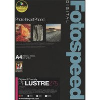 Fotospeed PF Lustre Paper, 275gsm, A4 - 50 sheets