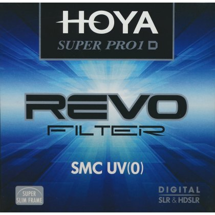 Hoya 62mm Revo SMC UV Filter