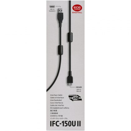 Canon IFC-150U II Interface Cable USB 3