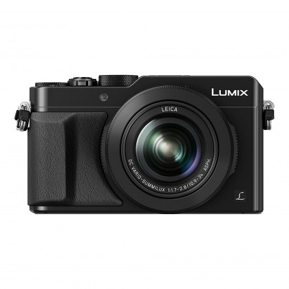 Panasonic Lumix DMC-LX100, Black