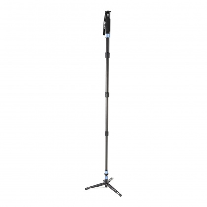 Sirui P-424SR Monopod with built in stand