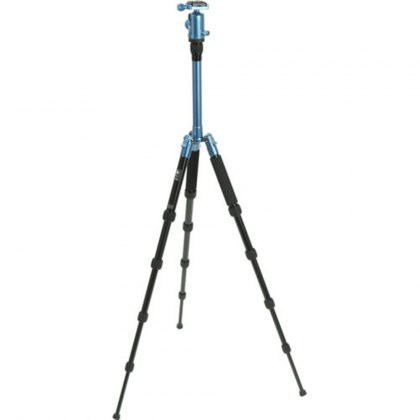 Sirui T-005X Blue Tripod with C-10X Head