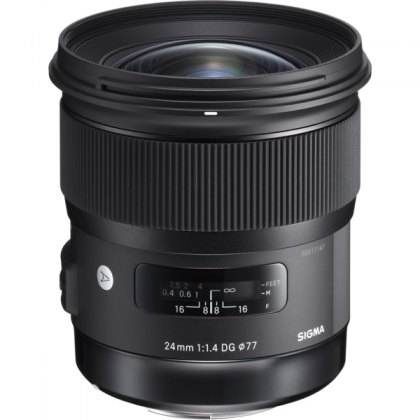 Sigma 24mm f1.4 DG HSM Art for Canon EOS