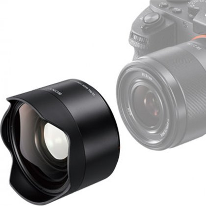 Sony FE 21mm Ultra-Wide Conversion Lens for 28mm F2