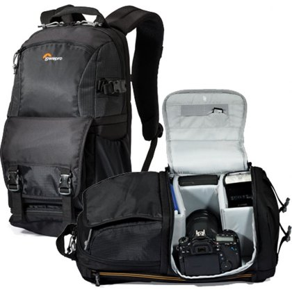 Lowepro Fastpack BP 150 AW II, Black