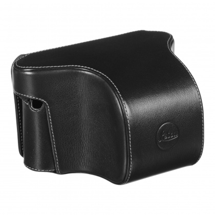 Leica Ever Ready Case, leather, black for X Vario