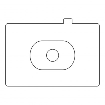 Canon Focusing Screen Ec-S for EOS 1D Mark II N
