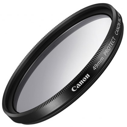 Canon 49mm Protection Filter