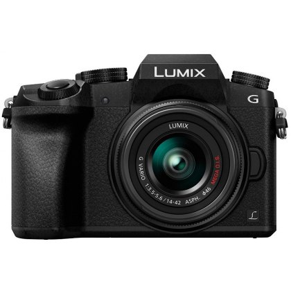 Panasonic DMC-G7 14- 42, Black