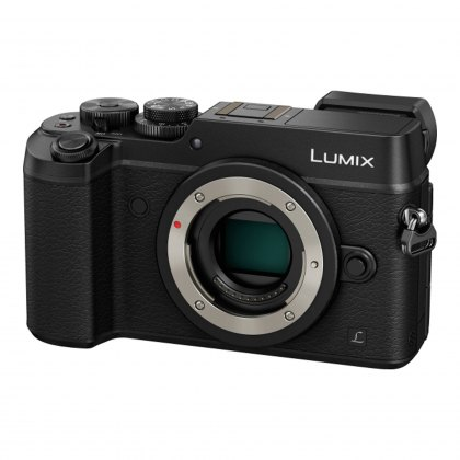 Panasonic DMC-GX8, Black body