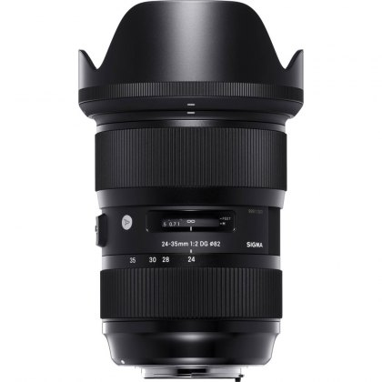 Sigma 24-35mm f2 DG HSM Art for Canon EOS