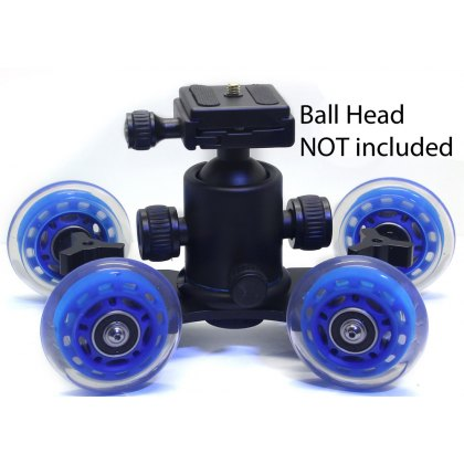Kood Small Dolly with 4 wheels
