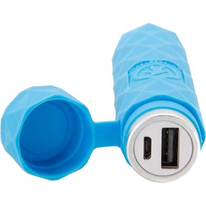 Outdoor Tech Kodiak Mini Powerbank, Electric Blue