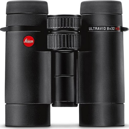 Leica Ultravid HD Plus 8 x 32 Binoculars