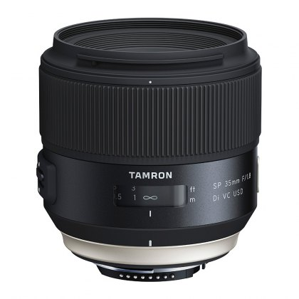 Tamron 35mm F1.8 VC USD for Canon EOS