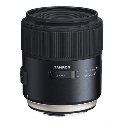 Tamron 45mm F1.8 VC USD for Canon EOS