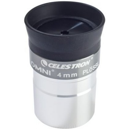 Celestron Omni Series Eyepiece - 1.25in, 4 mm