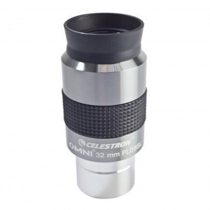 Celestron Omni Series Eyepiece - 1.25in, 32 mm