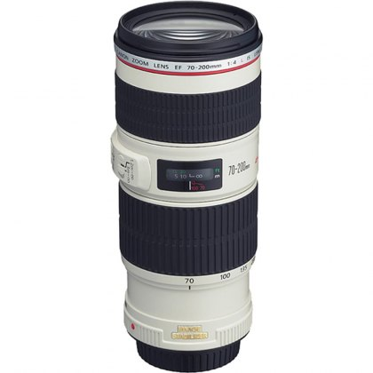Canon EF 70-200mm f4.0 L IS USM