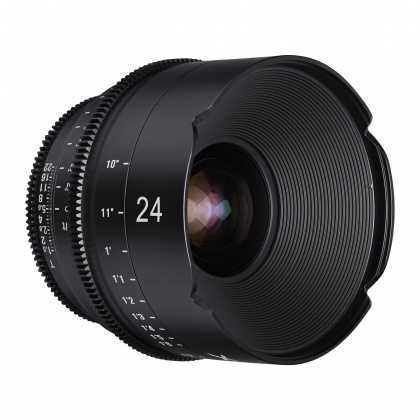 Samyang Xeen 24mm T1.5 Cine lens for Micro Four Thirds