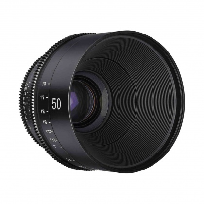 Samyang Xeen 50mm T1.5 Cine lens for Micro Four Thirds