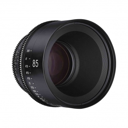 Samyang Xeen 85mm T1.5 Cine lens for PL