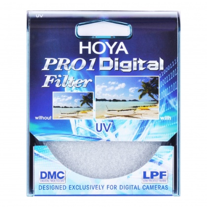 Hoya 58mm Pro1 Digital UV filter
