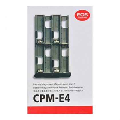 Canon CPM-E4 Battery Magazine