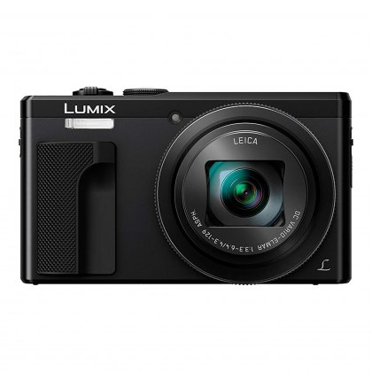 Panasonic Lumix DMC-TZ80, Black