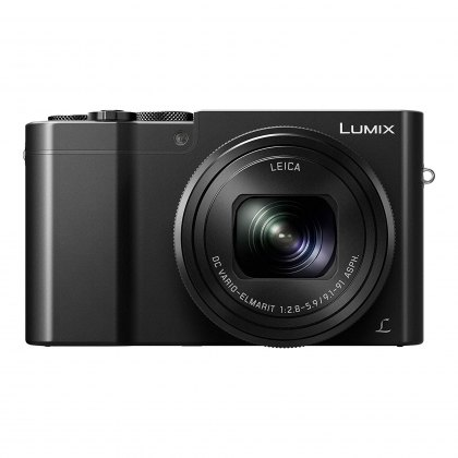 Panasonic Lumix DMC-TZ100, Black