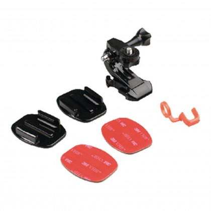 Camlink Helmet mount kit for Action Cam